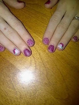 kristaweddingnails