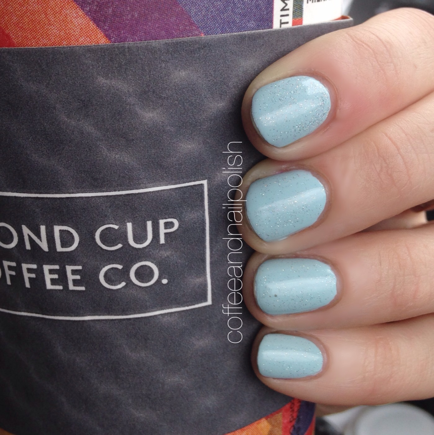 Sparkles – Coffee & Nail Polish
