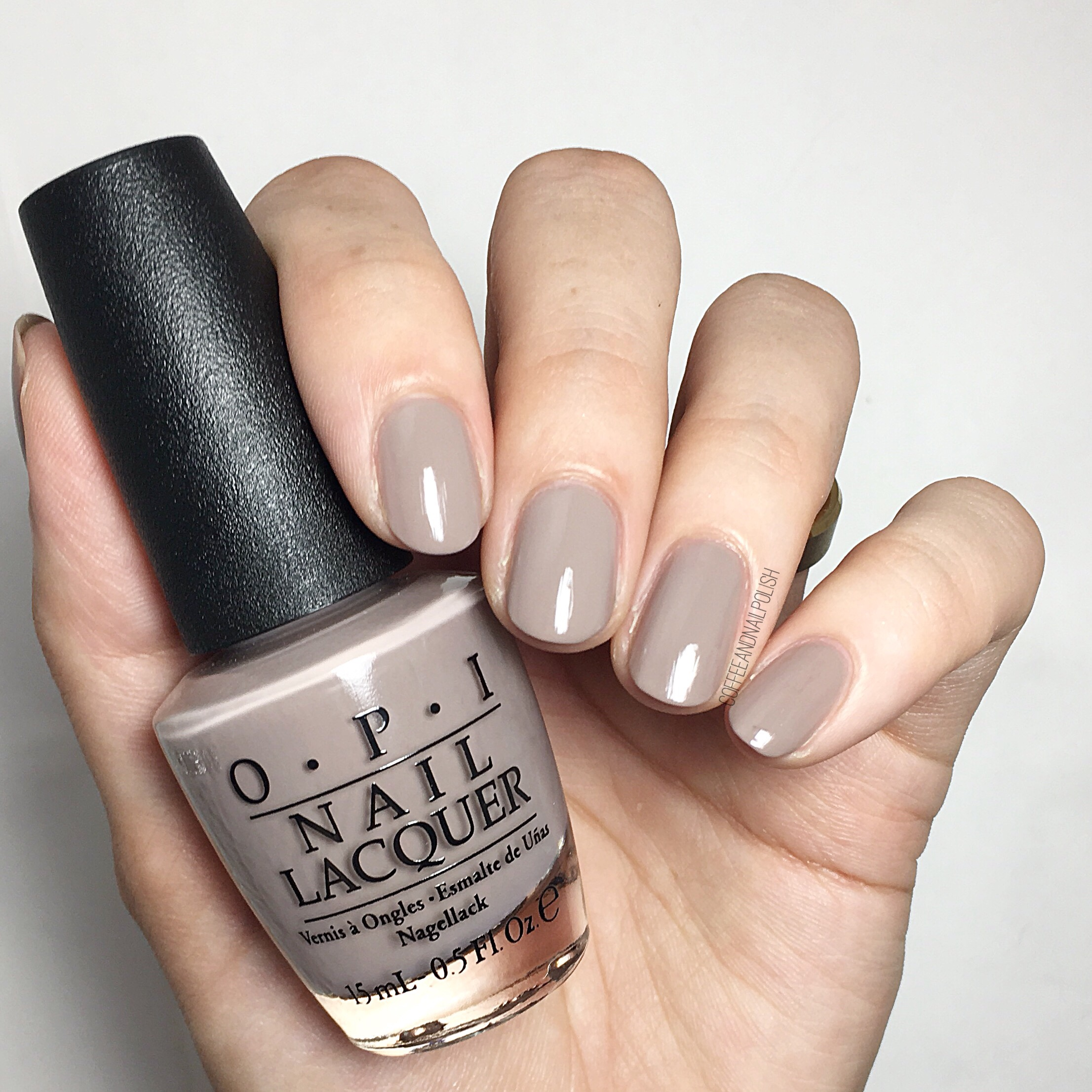 SWATCH SUNDAY: OPI Fall/Winter 2017 Iceland Collection Swatches Part ...
