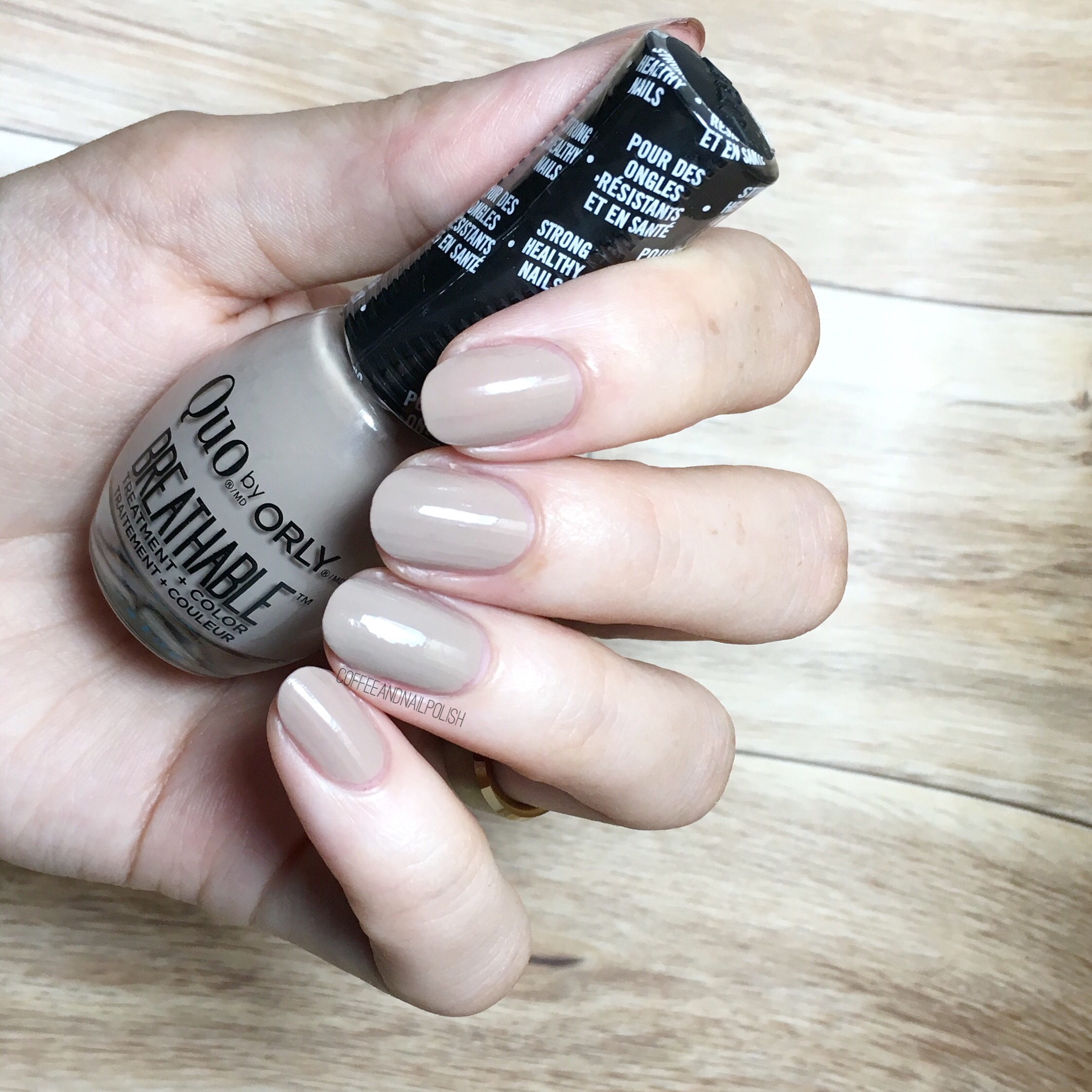 SWATCH SUNDAY — Featuring New Limited Edition Quo by ORLY Breathable ...