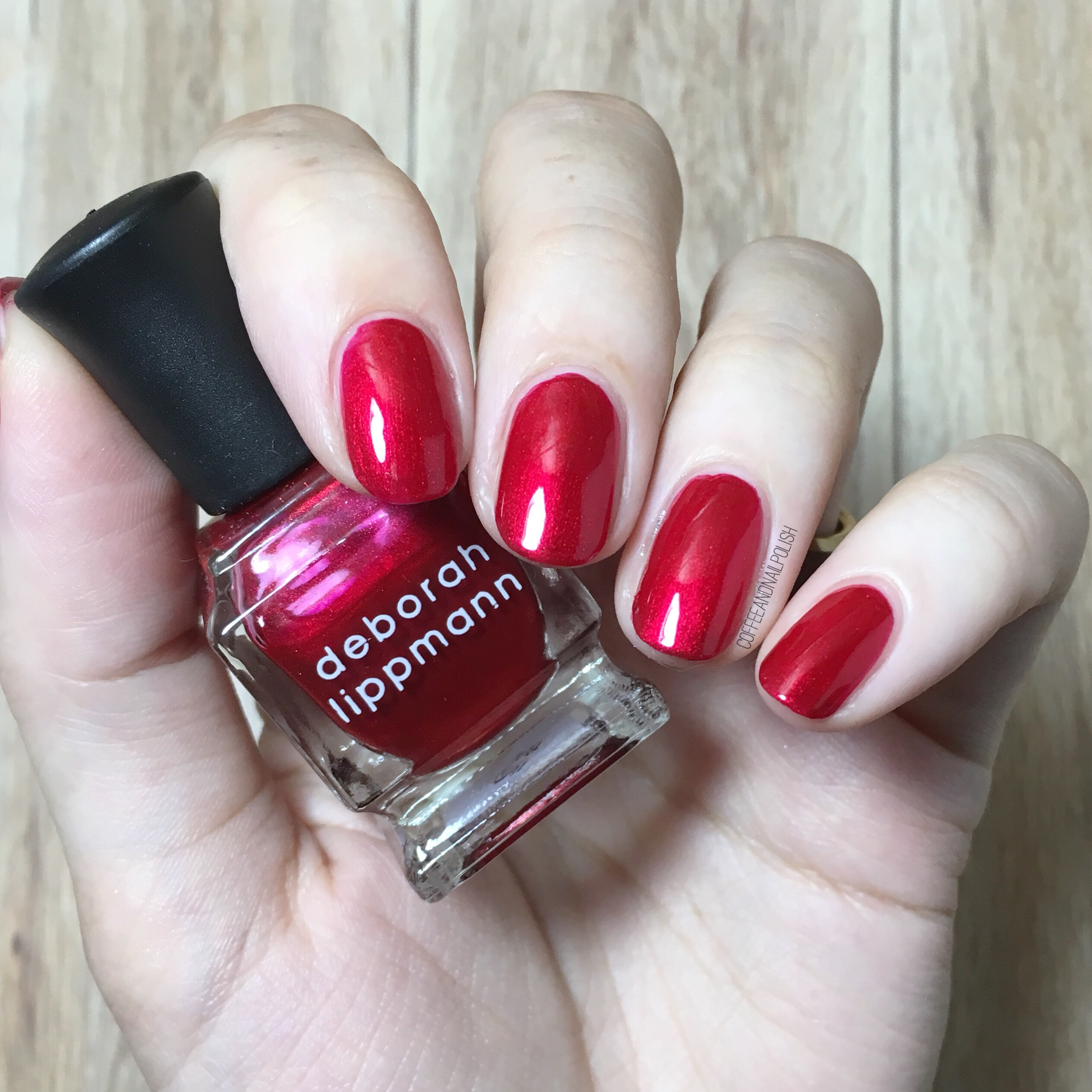 SWATCH SUNDAY— Deborah Lippmann New York State of Mind – Coffee ...