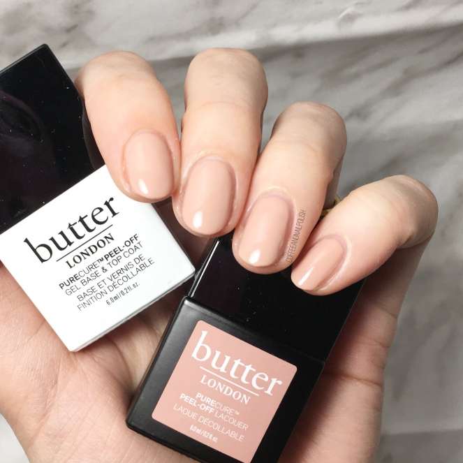 Review: Butter London Peel the Love PureCure Manicure System ...