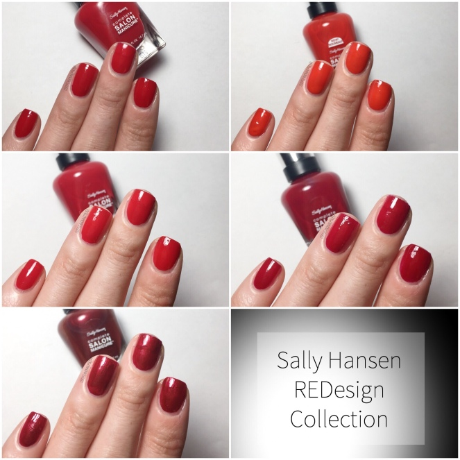 SWATCH SUNDAY — Sally Hansen REDesign Collection (part one) – Coffee ...